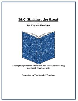 M.C. Higgins, the Great Literature, Grammar, & Interactive