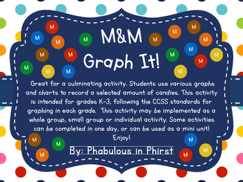 M&M Graph It!