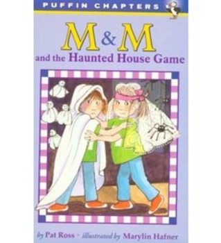 M & M and The Haunted House Game Comprehension Packet