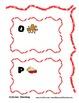 M N O P Letter Alphabet Font Sorting File Folder Resource