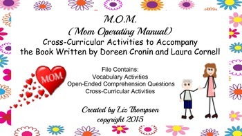 M.O.M. (Mom Operating Manual) Mini Unit