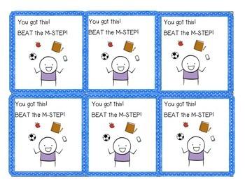 M-STEP motivation cards