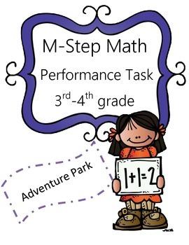 M-Step Math Activity Performance Task: The Adventure Park
