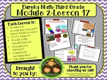 M2L17 Eureka Math-Third Grade: Module 2-Lesson 17 SmartBoa