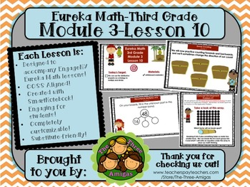 M3L10 Eureka Math-Third Grade: Module 3-Lesson 10 SmartBoa