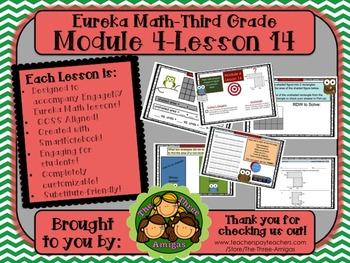 M4L14 Eureka Math-Third Grade: Module 4-Lesson 14 SmartBoa