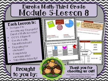 M5L08 Eureka Math - Third Grade: Module 5-Lesson 8 Smartbo