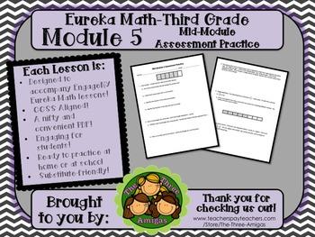 M5SG Eureka Math-Mid Module 5 Assessment Practice
