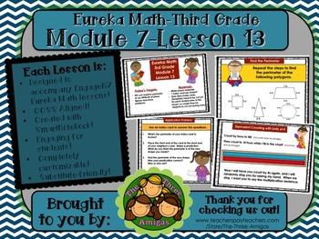 M7L13 Eureka Math-Third Grade: Module 7-Lesson 13 SmartBoa