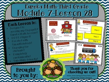 M7L28 Eureka Math-Third Grade: Module 7-Lesson 28 SmartBoa
