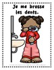 MA ROUTINE! French Emergent Readers & Writers! NEW! Check