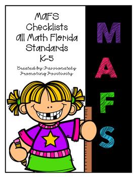 MAFS Standards Checklist