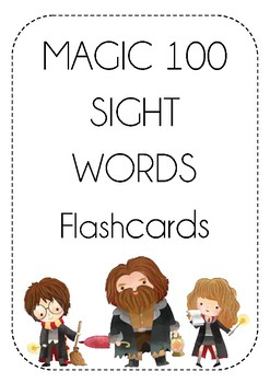 MAGIC 100 Flashcards - COLOUR