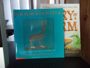 MAMMALAB   ISBN  0439-66920 DIARY  0439692342 (SET OF 2)