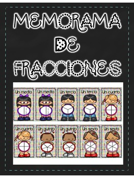 MAMORAMA DE FRACCIONES