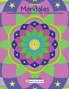 MANDALAS   Volume 1 - Volumen 1