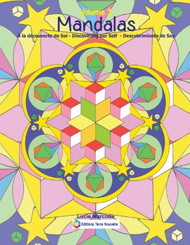 MANDALAS   Volume 3 - Volumen 3
