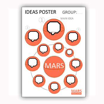 MARS A3 FILL IN POSTERS