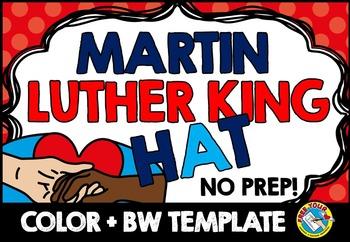 MLK CRAFTS: MARTIN LUTHER KING JR CRAFTS: MARTIN LUTHER KI