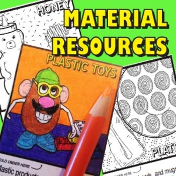 MATERIAL RESOURCES / Natural Resources: Origins of Everyda