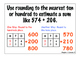 MATH: Addition vocabulary cards and strategy charts! PRINT
