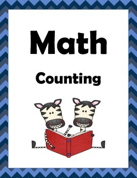 MATH: Counting objects from 1-10.