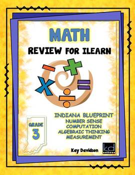 MATH Problems for ISTEP Review Grade 3