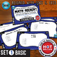 MATH READY Task Cards: Add & Subtract Whole Numbers & Deci