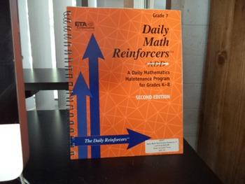 MATH REINFORCERS     ISBN 1-57162-950-5