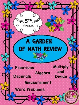 5th Grade Fractions, Decimals, Multiplication, Division and More!