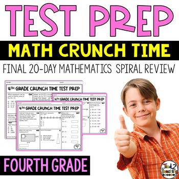 Test Prep: 4th Grade Math