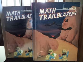 MATH TRAILBLAZERS     SET OF 2