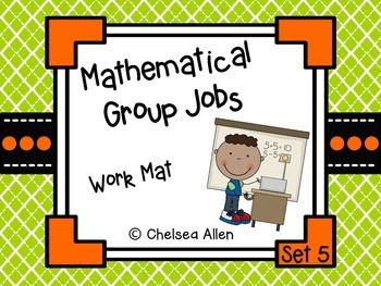 MATHEMATICAL Group Work Assignment Mats