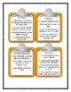 Roald Dahl MATILDA - Discussion Cards