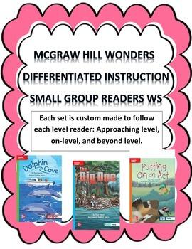 MCGRAW HILL WONDERS Unit 2, Week 5 Gr. 4 Small Group Reade