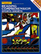 Reading Comprehension - Sports Shorts (Grades 6-9)
