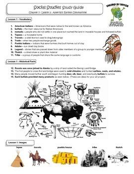 MCSB –Harcourt 3rd Grade Louisiana S. Studies: Ch. 7 Lesso
