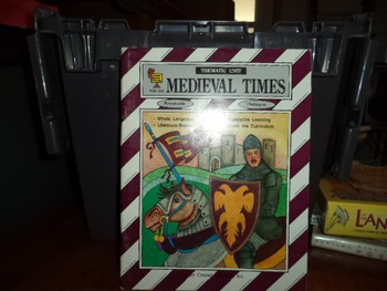 MEDIEVAL TIMES      ISBN 1-55734-291-1