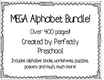 MEGA Alphabet Bundle