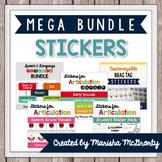 MEGA Interactive Sticker Bundle