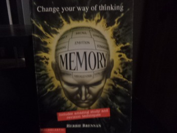 MEMORY     ISBN 0-590-03772-7