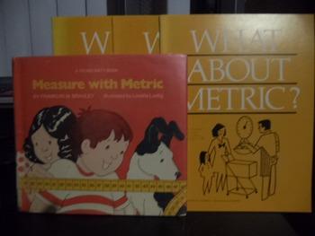 METRIC     ISBN 0-690-00578-8       (SET OF 4)