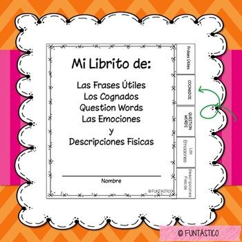 MI LIBRITO DE ESPAÑOL