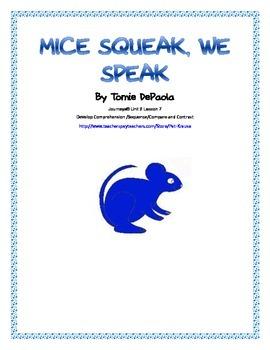 Understanding Characters with MICE SQUEAK