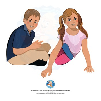 MIDDLE SCHOOL KIDS    BOY AND GIRL   GRADE 5