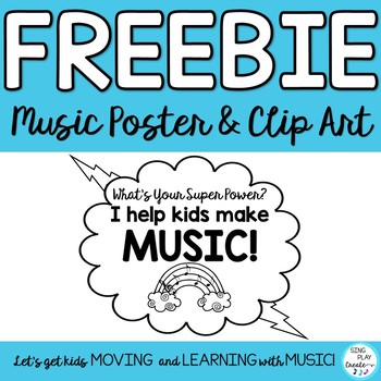 Freebie: Music MIOSM Poster