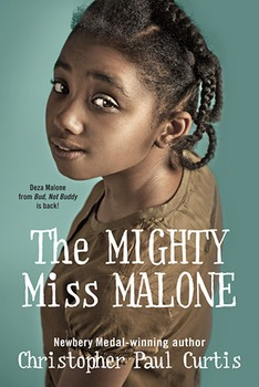 The Mighty Miss Malone reading guide (Common Core aligned)