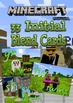 Minecraft themed Initial Blend Posters - A3 Poster and Ind