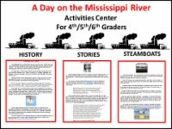 Mississippi River Activities Center