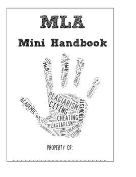 MLA 8 Minibook